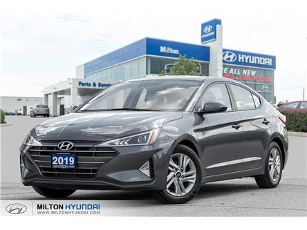 2019 Hyundai Elantra Preferred (Stk: 869194) in Milton - Image 1 of 19