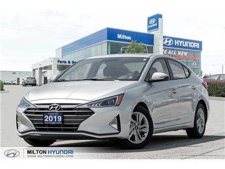 2019 Hyundai Elantra Preferred (Stk: 890359) in Milton - Image 1 of 20