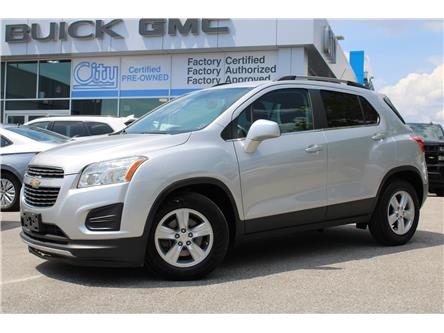 2015 Chevrolet Trax 1LT (Stk: 2937917A) in Toronto - Image 1 of 20