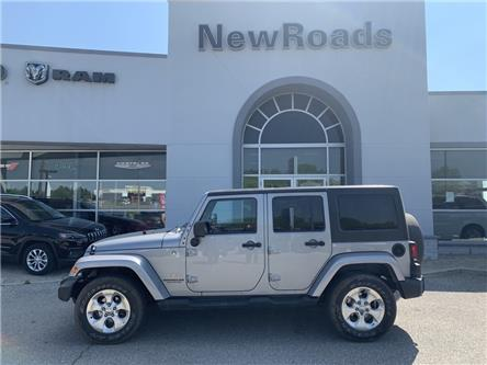 2014 Jeep Wrangler Unlimited Sahara (Stk: -) in Newmarket - Image 1 of 7