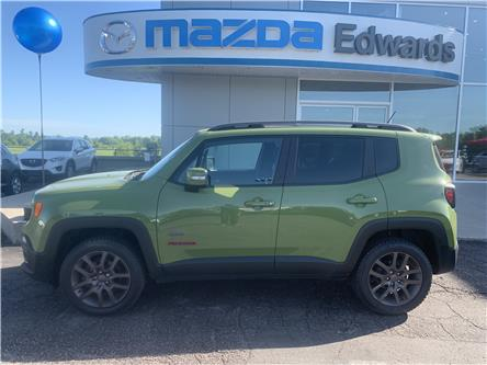 2016 Jeep Renegade North (Stk: 22262) in Pembroke - Image 1 of 8