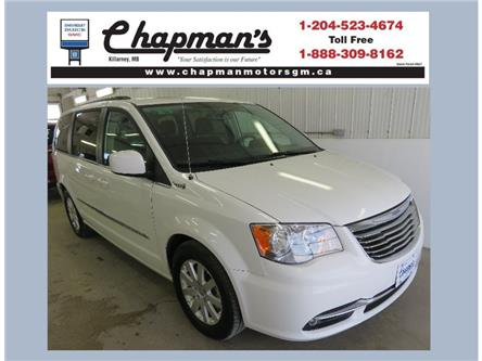 2013 Chrysler Town & Country Touring (Stk: 20-081A) in KILLARNEY - Image 1 of 35