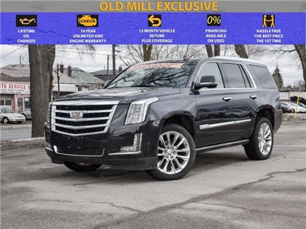 2019 Cadillac Escalade Premium Luxury (Stk: KR325259) in Toronto - Image 1 of 19