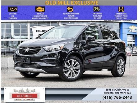 2019 Buick Encore Preferred (Stk: KB940750) in Toronto - Image 1 of 29