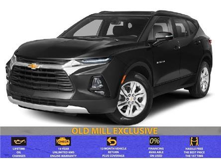 2019 Chevrolet Blazer 3.6 True North (Stk: KS582977) in Toronto - Image 1 of 10