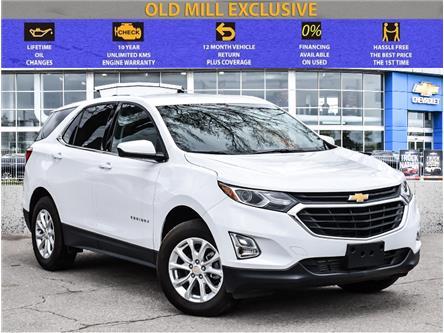2019 Chevrolet Equinox 1LT (Stk: K6269287) in Toronto - Image 1 of 24