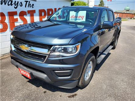 2019 Chevrolet Colorado WT (Stk: 20-208) in Oshawa - Image 1 of 13