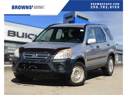 2005 Honda CR-V EX (Stk: T19-714AA) in Dawson Creek - Image 1 of 7