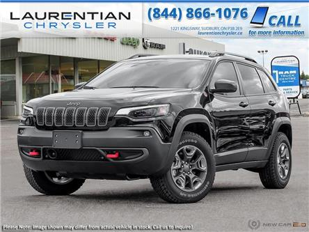 2020 Jeep Cherokee Trailhawk (Stk: 20181) in Sudbury - Image 1 of 23