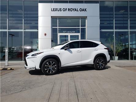 2017 Lexus NX 200t Base (Stk: L20212A) in Calgary - Image 1 of 25