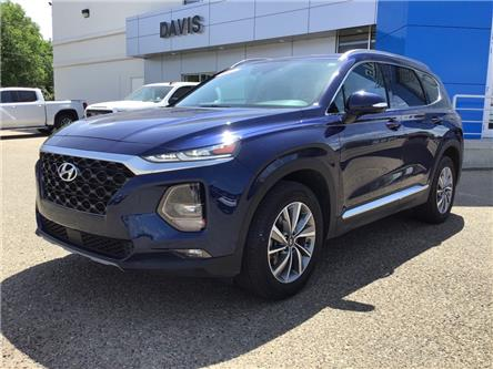 2019 Hyundai Santa Fe Preferred 2.4 (Stk: 210169) in Brooks - Image 1 of 17