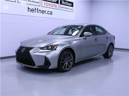 2020 Lexus IS 300 Base (Stk: 203401) in Kitchener - Image 1 of 4