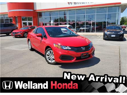 2015 Honda Civic LX (Stk: U6791) in Welland - Image 1 of 11