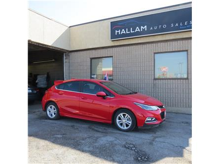 2018 Chevrolet Cruze LT Auto (Stk: ) in Kingston - Image 1 of 19