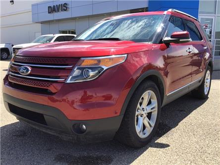 2013 Ford Explorer Limited (Stk: 201536) in Brooks - Image 1 of 22