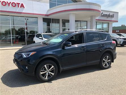 2017 Toyota RAV4 XLE (Stk: CP9980) in Chatham - Image 1 of 10