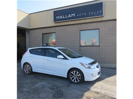 2017 Hyundai Accent SE (Stk: ) in Kingston - Image 1 of 18