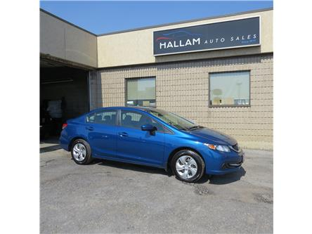 2015 Honda Civic LX (Stk: ) in Kingston - Image 1 of 16