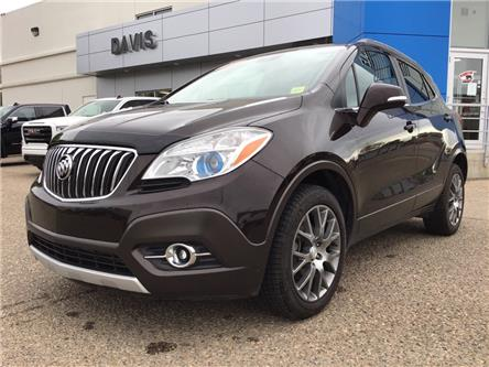 2016 Buick Encore Sport Touring (Stk: 202411) in Brooks - Image 1 of 16