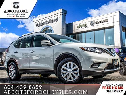 2016 Nissan Rogue S (Stk: AB1044A) in Abbotsford - Image 1 of 25