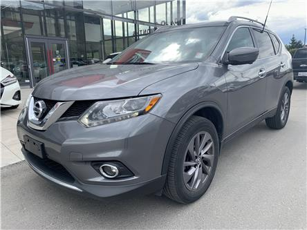 2016 Nissan Rogue SL Premium (Stk: UT1448) in Kamloops - Image 1 of 26