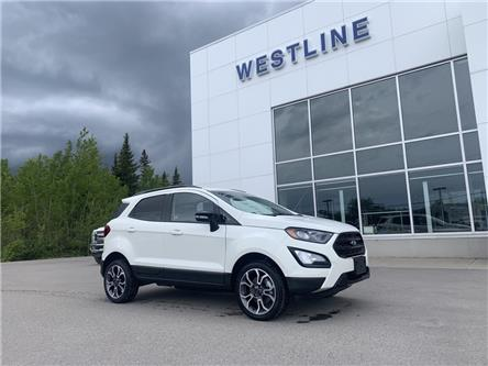 2020 Ford EcoSport SES (Stk: 4245) in Vanderhoof - Image 1 of 17