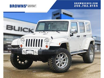 2011 Jeep Wrangler Unlimited Sahara (Stk: T20-1324A) in Dawson Creek - Image 1 of 15