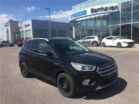 2017 Ford Escape Titanium (Stk: 2550A) in Ottawa - Image 1 of 20