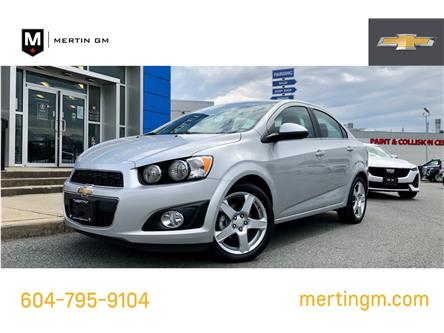 2015 Chevrolet Sonic LT Auto (Stk: M20-1004P) in Chilliwack - Image 1 of 11