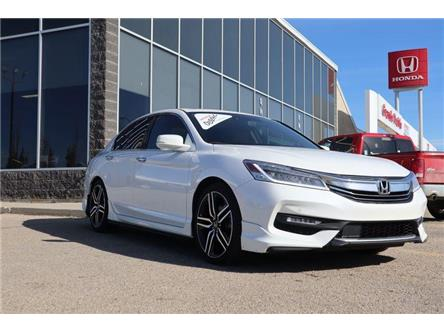 2016 Honda Accord Touring V6 (Stk: 20-043A) in Grande Prairie - Image 1 of 22