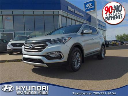 2017 Hyundai Santa Fe Sport 2.4 Premium (Stk: 9166A) in Edmonton - Image 1 of 25