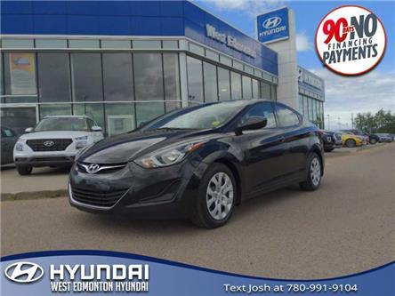 2016 Hyundai Elantra GL (Stk: 5540A) in Edmonton - Image 1 of 21