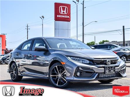2020 Honda Civic Sport Touring (Stk: 10C1179) in Hamilton - Image 1 of 26