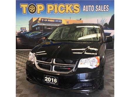 2016 Dodge Grand Caravan SE/SXT (Stk: 195312) in NORTH BAY - Image 1 of 25