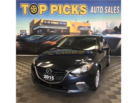 2015 Mazda Mazda3 GX (Stk: 198156) in NORTH BAY - Image 1 of 22