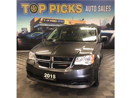 2015 Dodge Grand Caravan SE/SXT (Stk: 555408) in NORTH BAY - Image 1 of 23