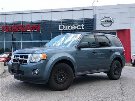 2010 Ford Escape XLT   FWD   AS IS (Stk: N4365A) in Mississauga - Image 1 of 13