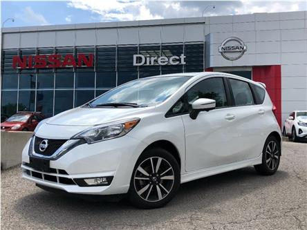 2018 Nissan Versa Note SR LOADED | CERTIFIED PRE-OWNED!!! LOW KMS (Stk: N4268A) in Mississauga - Image 1 of 21