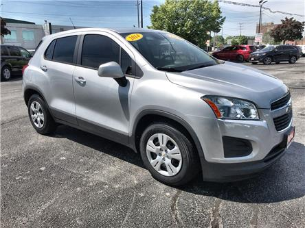 2014 Chevrolet Trax LS (Stk: 191629A) in Windsor - Image 1 of 11