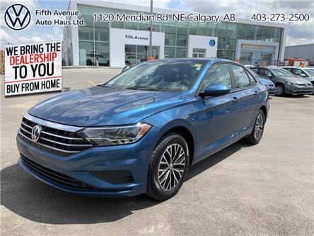 2019 Volkswagen Jetta 1.4 TSI Highline (Stk: 3550) in Calgary - Image 1 of 25