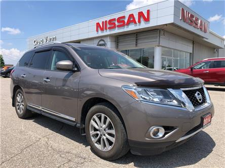2014 Nissan Pathfinder SL (Stk: V0775A) in Cambridge - Image 1 of 26