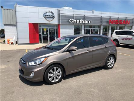 2014 Hyundai Accent  (Stk: 1N443A) in Chatham - Image 1 of 21
