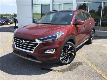 2020 Hyundai Tucson Ultimate (Stk: H12368) in Peterborough - Image 1 of 27