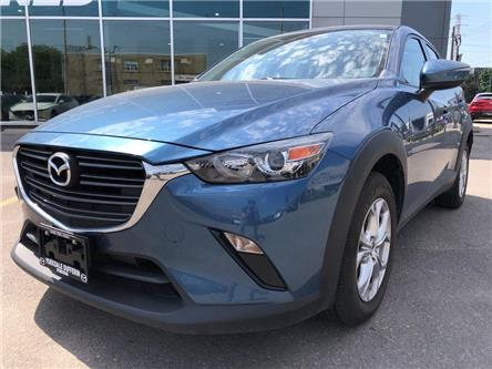 2019 Mazda CX-3 GS (Stk: 20407A) in Toronto - Image 1 of 25