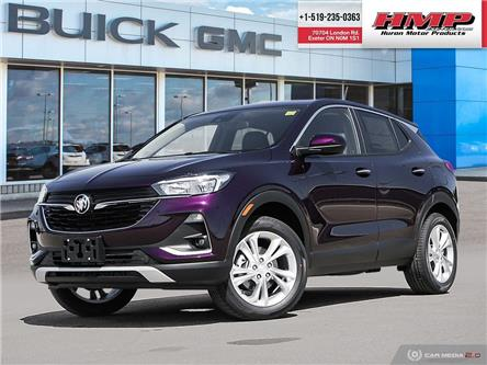 2020 Buick Encore GX Preferred (Stk: 87166) in Exeter - Image 1 of 27