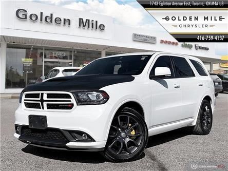 2017 Dodge Durango R/T (Stk: 20124A) in North York - Image 1 of 27
