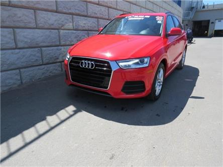 2016 Audi Q3 2.0T Komfort (Stk: D00818P) in Fredericton - Image 1 of 18