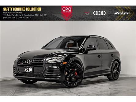 2019 Audi SQ5 3.0T Technik (Stk: C7584) in Woodbridge - Image 1 of 22
