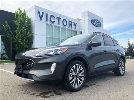 2020 Ford Escape Titanium Hybrid (Stk: VEP19426) in Chatham - Image 1 of 15