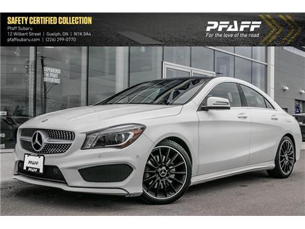 2014 Mercedes-Benz CLA-Class Base (Stk: SU0166A) in Guelph - Image 1 of 22